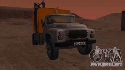 Camión ZIL 431410 para GTA San Andreas