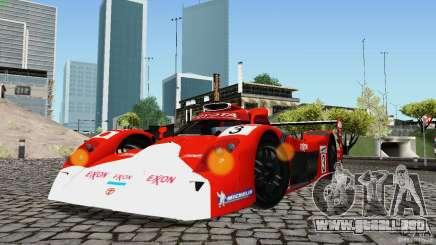 Toyota GT-One TS020 para GTA San Andreas