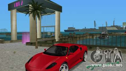 Ferrari F430 para GTA Vice City