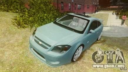 Chevrolet Cobalt SS para GTA 4