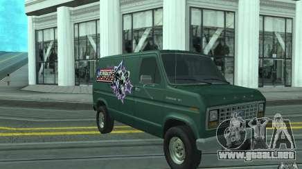 Ford E-150 Short Version v2 para GTA San Andreas
