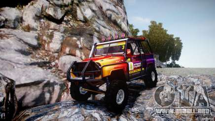 UAZ Hunter juicio v1.0 para GTA 4