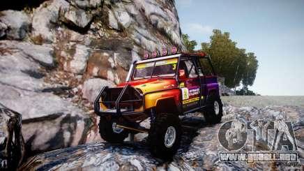 UAZ Hunter juicio v1.0 para GTA 4