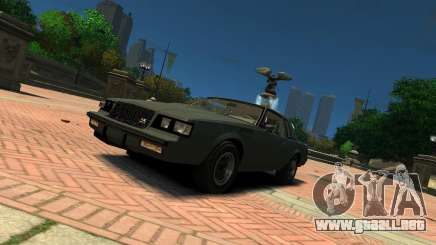 Buick Regal GNX para GTA 4