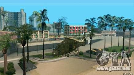Ka-60 Kasatka para GTA San Andreas