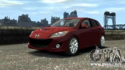 Mazda Speed 3 2010 para GTA 4