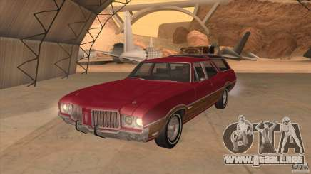 Oldsmobile Vista Cruiser 1972 para GTA San Andreas