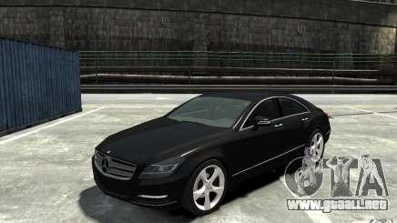 Mercedes-Benz CLS 350 para GTA 4