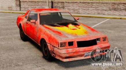 Pájaro del fuego para GTA 4