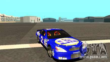 Ford Taurus Nascar LITE para GTA San Andreas