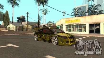 Chevrolet Cobalt SS Shift Tuning para GTA San Andreas