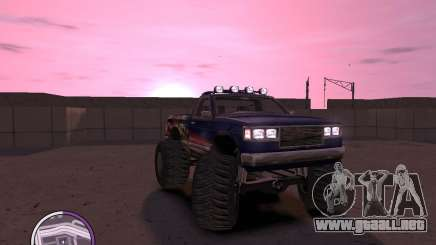 Monster from San Andreas para GTA 4