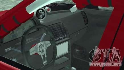 LADA 21103 Street Tuning v1.0 para GTA San Andreas