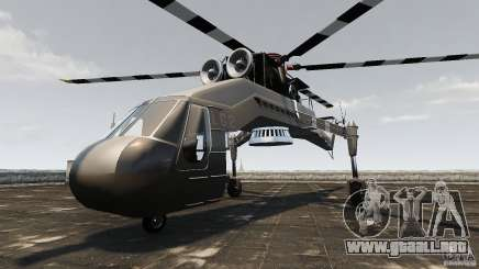 SkyLift Helicopter para GTA 4