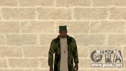 Chaqueta de camuflaje para GTA San Andreas