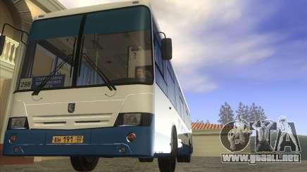NEFAZ-5299-32 11 para GTA San Andreas