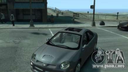 Dodge Neon 02 SRT4 para GTA 4