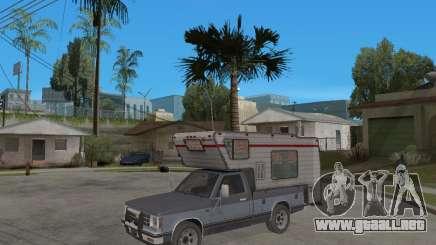 Chevrolet S-10 Kemper v2.0 para GTA San Andreas