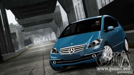 Mercedes Benz A200 Turbo 2009 para GTA 4