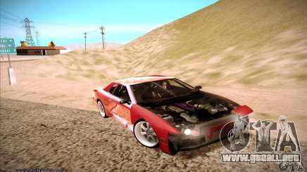Elegy 180SX para GTA San Andreas