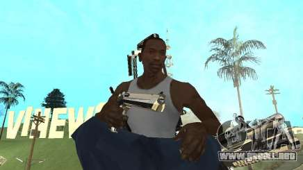 Weapons Pack para GTA San Andreas