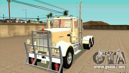 Kenworth W900 Heavy Hauler 1974 para GTA San Andreas