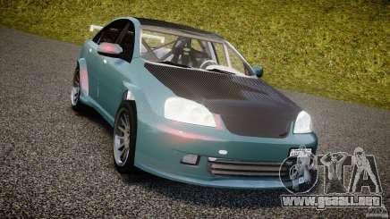 Chevrolet Lacetti WTCC Street Tun [Beta] para GTA 4