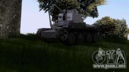 Pzkpfw-38 [t] para GTA San Andreas