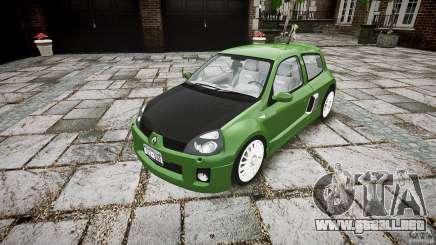 Renault Clio V6 para GTA 4