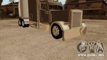 Peterbilt 379 Custom para GTA San Andreas