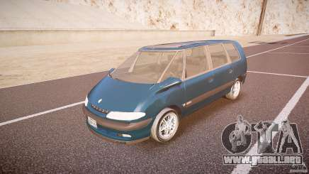 Renault Grand Espace III para GTA 4