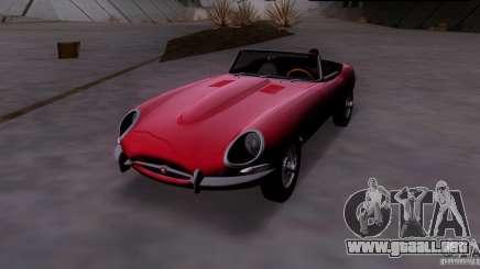 Jaguar E-Type 1966 para GTA San Andreas