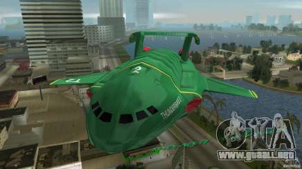 ThunderBird 2 para GTA Vice City