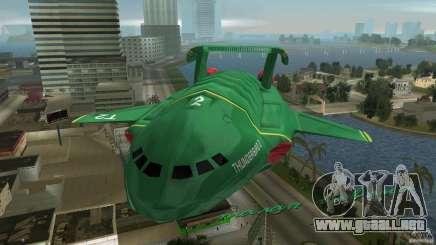ThunderBird 2 para GTA Vice City