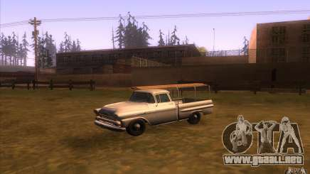 Chevrolet Apache Fleetside 1958 para GTA San Andreas