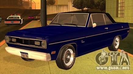 1971 Plymouth Scamp para GTA San Andreas