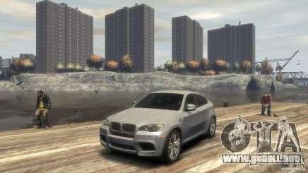 BMW X6M para GTA 4