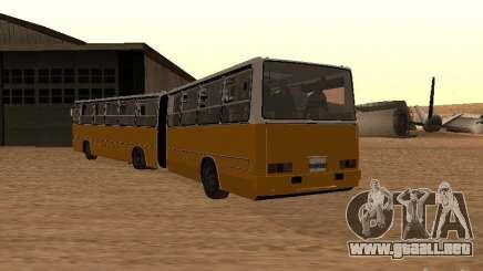 Remolque Ikarusu 280.46 para GTA San Andreas
