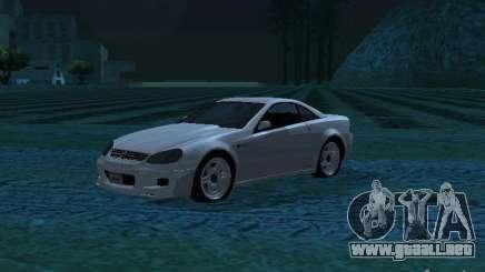 GTA IV Feltzer para GTA San Andreas