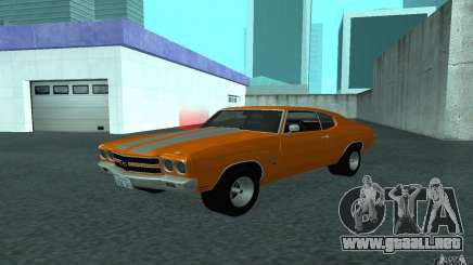 Chevrolet Chevelle SS олива para GTA San Andreas