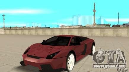 Lamborghini Murcielago Tuned para GTA San Andreas