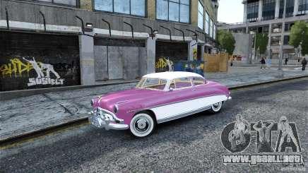 Hudson Hornet Coupe 1952 para GTA 4