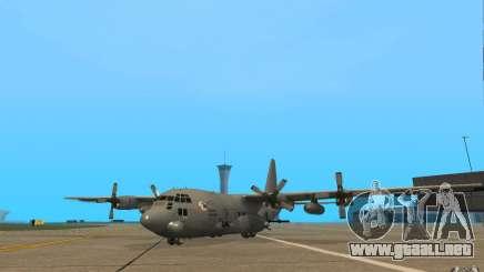 AC-130 Spectre para GTA San Andreas