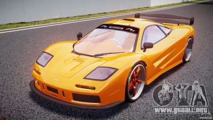 Mc Laren F1 LM v1.0 para GTA 4