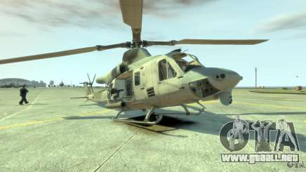 Bell UH-1Y Venom para GTA 4