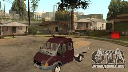 GAS 33023 para GTA San Andreas