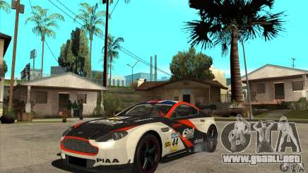 Aston Martin v8 Vantage N400 para GTA San Andreas