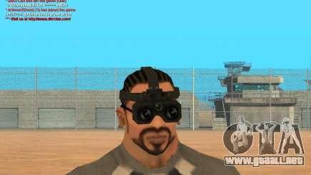 Thermal Goggles para GTA San Andreas