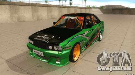 BMW E34 V8 Wide Body para GTA San Andreas