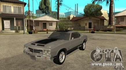 Sable de GTA 4 para GTA San Andreas